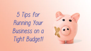 Tips Running Your Business