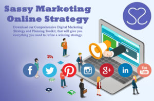 Image of Sassy Marketing Online Marketing Strategy
