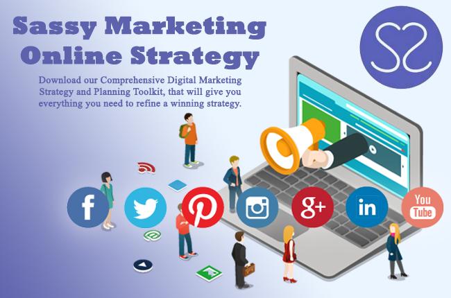 Image of Sassy Marketing Online Marketing Strategy