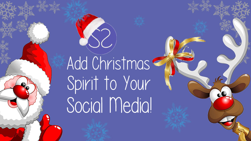 Image for holiday spirit to your social media