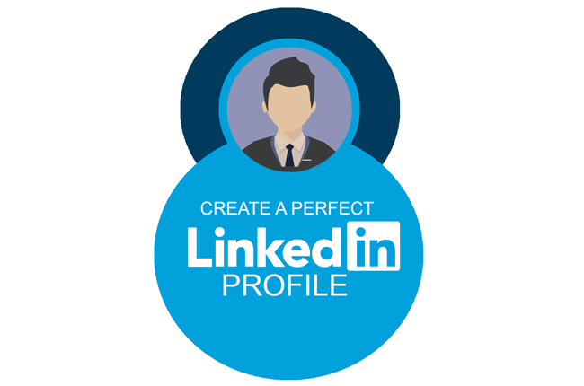 Create a perfect linkedin profile