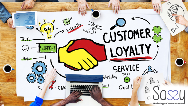 The whole point in rewarding loyalty is to get clients or customers to provide you with more business.